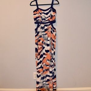 Nordstrom Cutout Maxi Dress